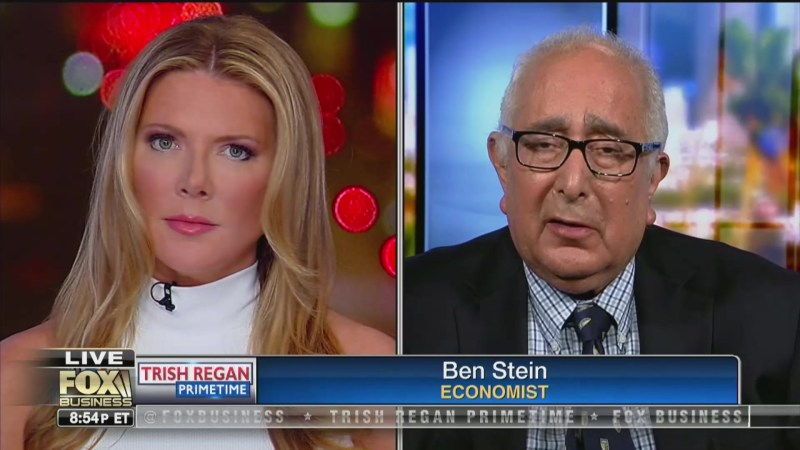 Ben Stein: Black People Have 'Deep Attachment' to Feeling 'Like They're Underdogs' and 'Victimized'