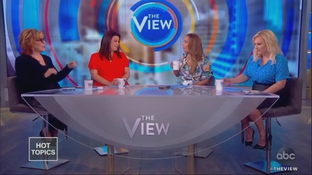 Meghan McCain Snipes at Joy Behar: You Think Kentuckians Care What You Think About McConnell?
