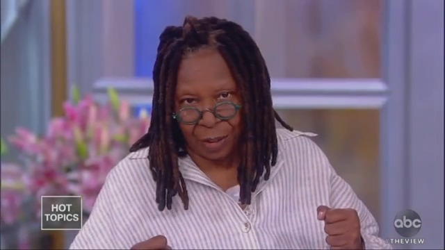 Whoopi Goldberg Defends Biden: 'Did He Have a Noose' During Obama Years?