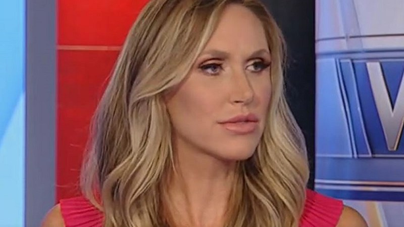 Lara Trump Distances President from 'Send Her Back' Chant, Forgets Her Own Possible Role In Instigating It