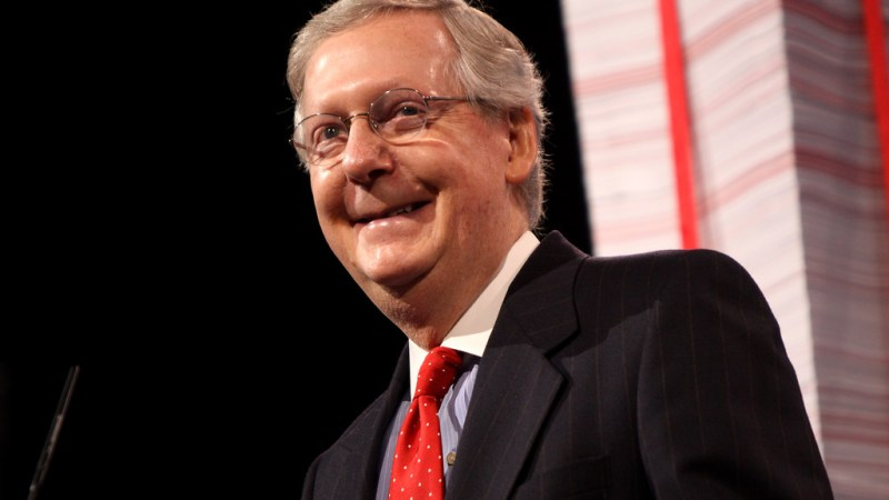 Mitch McConnell: Republicans Don't Have Enough Votes to Block Witnesses