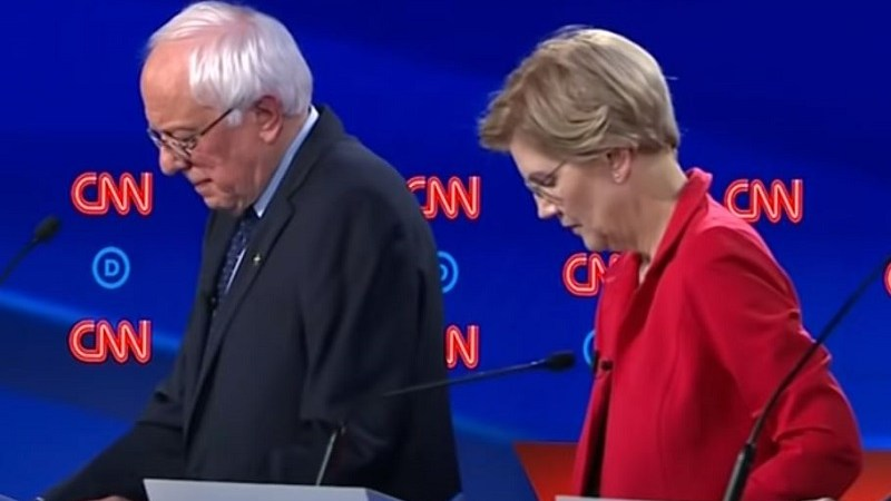 Tuesday Night Was CNN's Second-Most-Watched Democratic Primary Debate Ever