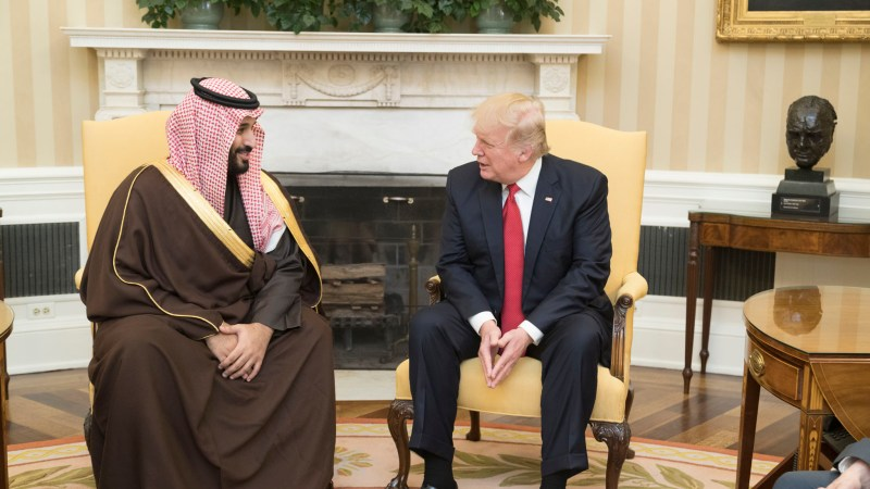 Senate Will Try To Override Trump's Veto On Saudi Arms Sales