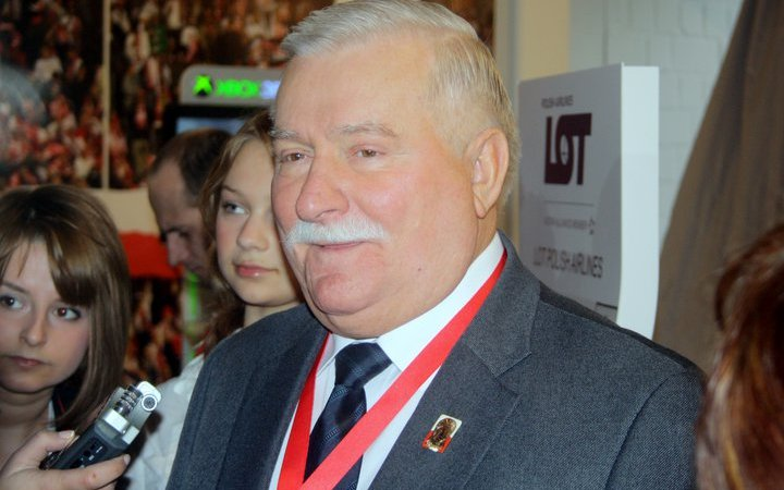 Nobel Prize Winner Lech Walesa: America Is No Longer The World's Moral Leader