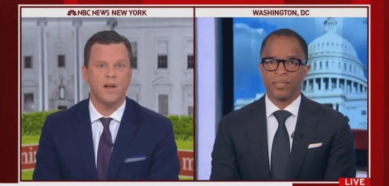 WaPo's Jonathan Capehart: As An African-American, I Feel A Sense Of Menace In This Country