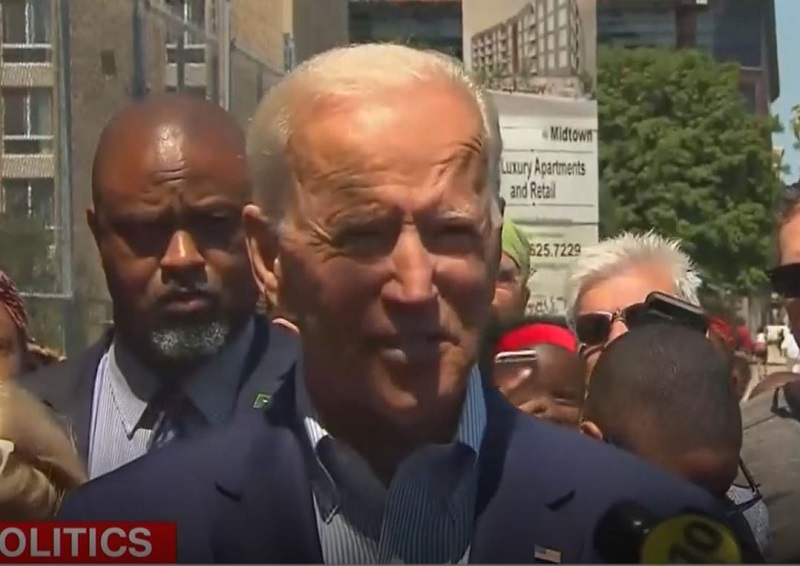 Biden Banks on Obama, Defends Former President's Record on Immigration and Healthcare