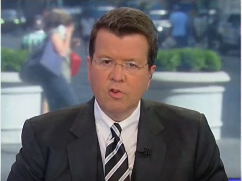 Fox's Neil Cavuto Wearily Explains Again That Trump Is Wrong to Say China Is Paying Tariffs