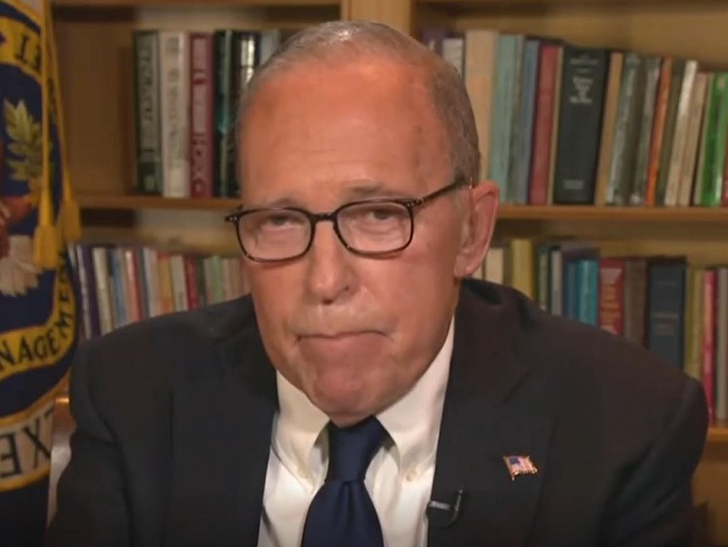 Larry Kudlow Does Not Dismiss Idea that Trump Administration Is Looking Into Buying Greenland