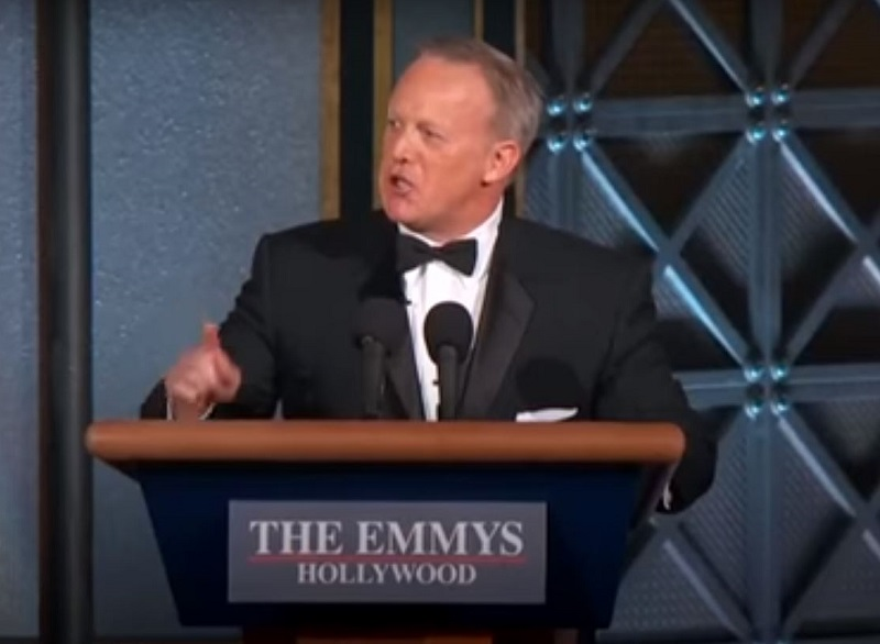'DWTS' Host Upset by Spicer Casting, Had Hoped Show Would Be A 'Joyful Respite' From Politics
