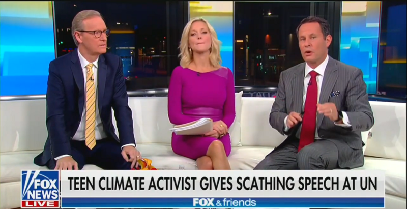 Fox News' Brian Kilmeade: 'Can't Really Blame Capitalism' for Climate Change Because 'China Is Doing A Lot'