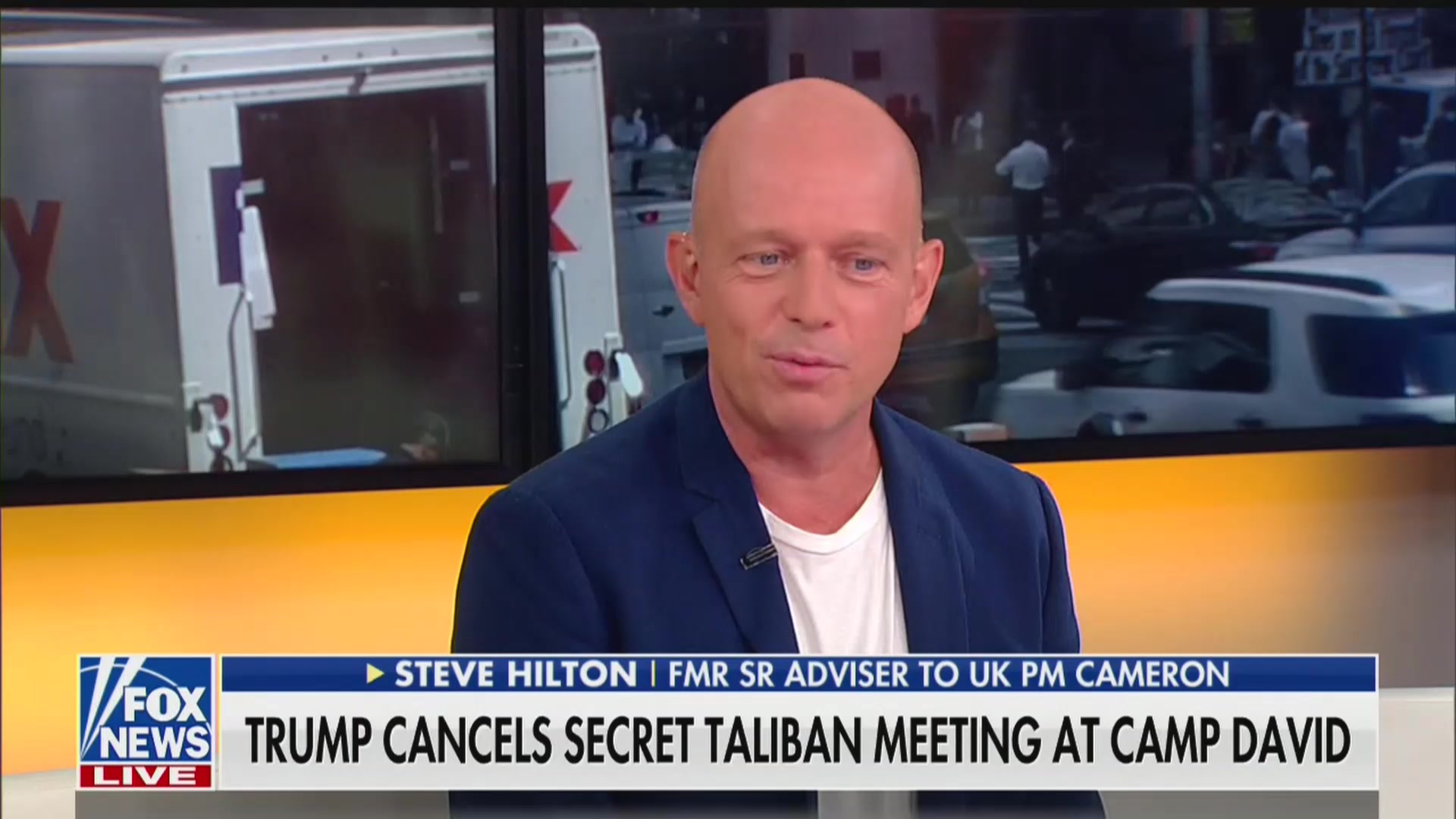 Fox Host Steve Hilton Tears Into Liz Cheney: Your Father 'Literally' Killed Millions of People