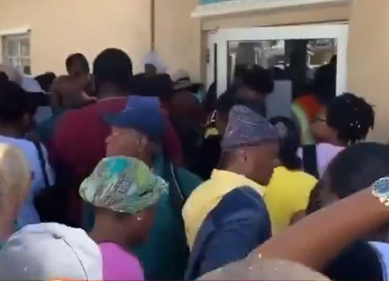 Hundreds of Hurricane Dorian Refugees from the Bahamas Refused Entry into United States