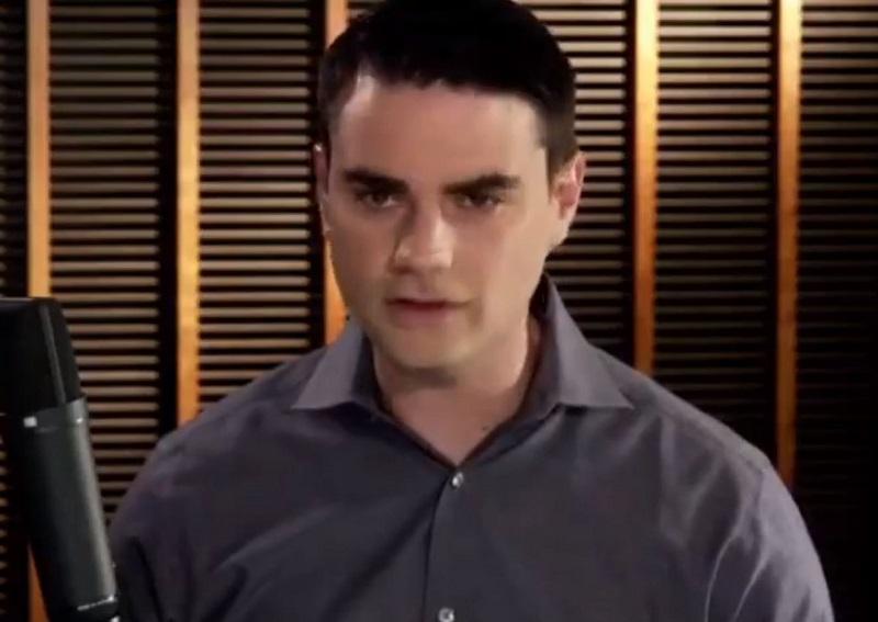 Ben Shapiro Demands to Know What Brett Kavanaugh's Junk Looks Like