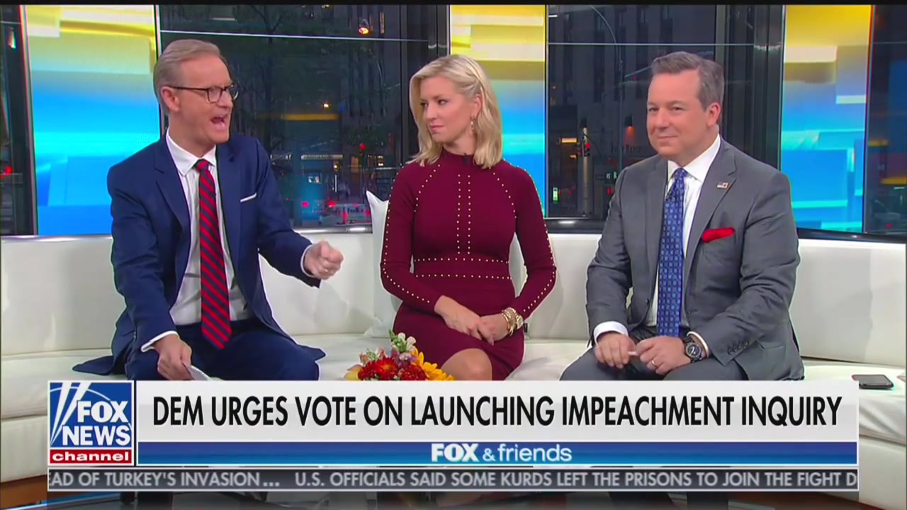 Fox's Ed Henry: Trump Is 'Probably Licking His Chops' to Face Sanders Because of His Heart Attack
