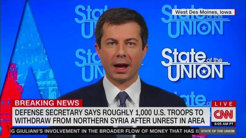 Pete Buttigieg: Trump Is 'Systematically Destroying American Alliances and American Values'