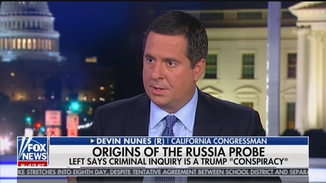 Devin Nunes to Tucker Carlson: I Don't Talk to Reporters Because 'They Are Assassins'