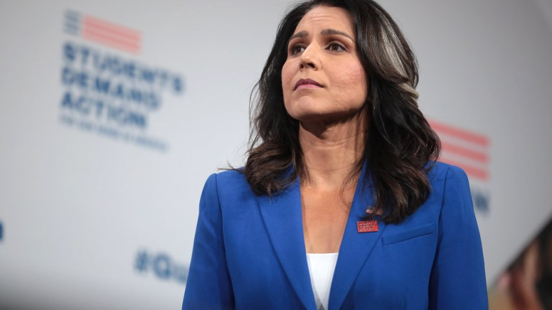 Tulsi Gabbard Won't Run for Congress in 2020, Says She's Focusing on White House