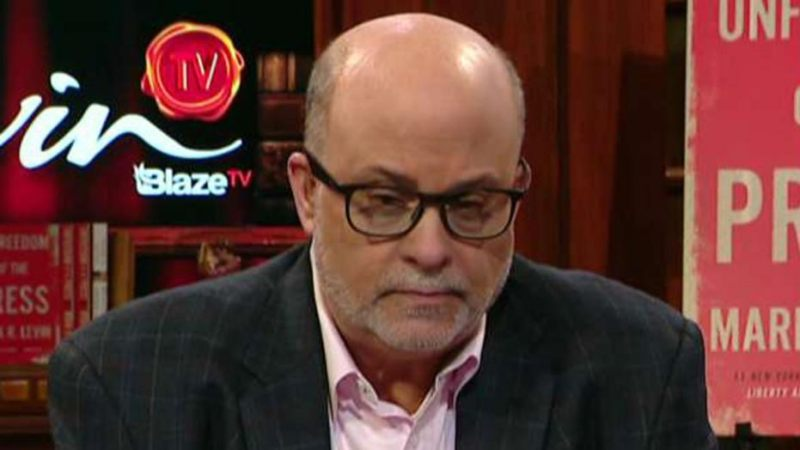 Mark Levin Rebukes Fox News Policy on Political Campaigning: 'No Corporation' Will Stop Me!