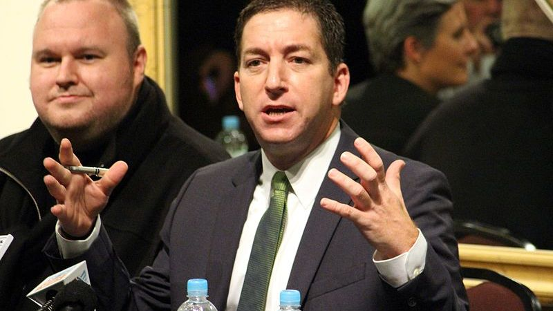 Brazil Charges Journalist Glenn Greenwald with Cybercrimes