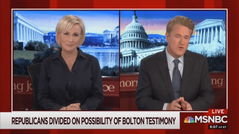 Joe Scarborough: 'Marco Rubio Says We're Under No Obligation to Hear the Truth'