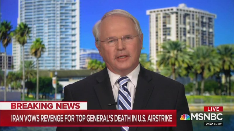 Former Iraq Ambassador: 'Highly Questionable' that Iraq, Middle East Now Safer
