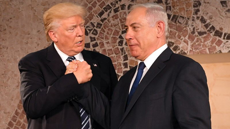 Trump Will Unveil His Middle East Peace Plan Next Week