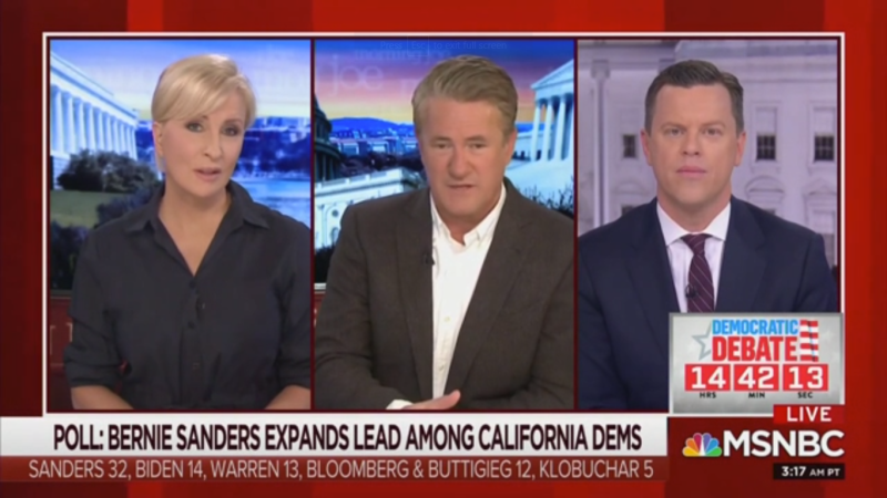 Joe Scarborough: 'At Joe Biden's Worst' He Beats Trump 'In the Only States That Matter'