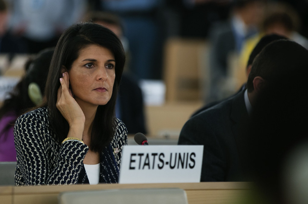 Nikki Haley on Sanders' Victories: 'Unthinkable' That We Could Give Up Freedoms 'Our Veterans Fought and Died for'