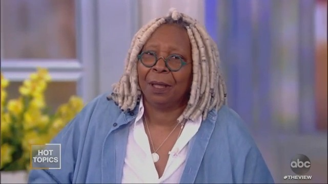 Whoopi Goldberg Blasts Bernie for Castro Remarks: 'There's Nothing Groove About a Dictatorship!'