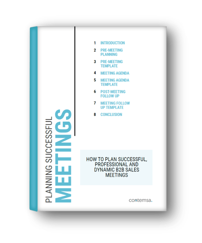 Meeting Planning Template Pack Ebook
