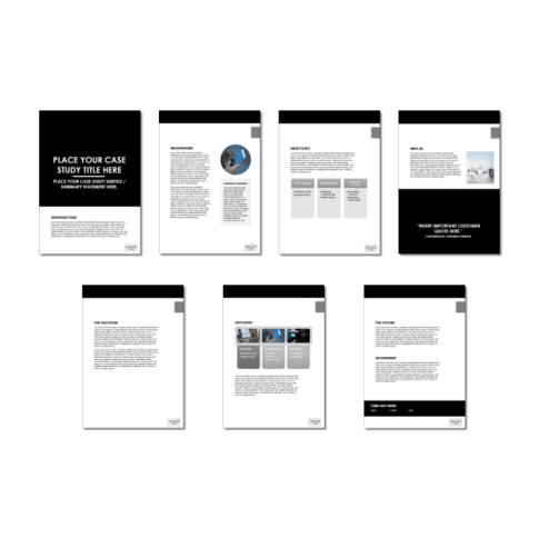 Case Study Template Long Block Black Version