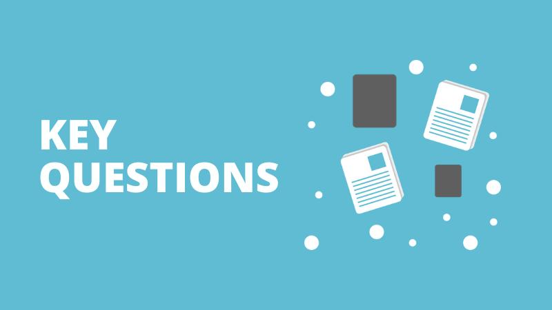 Customer sales questions