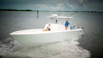 Contender  FA Offshore Fishing Boat