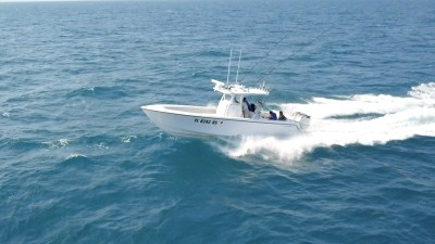 Contender Boats Fishing Key West Always in the Game