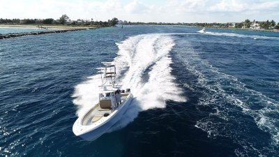 Team Hard Way Contender Boats ST Tournament Fishing Boat