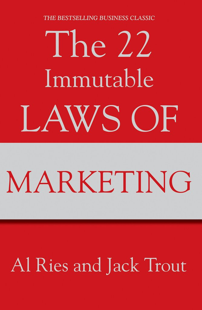 the 22 immutable laws of marketing - best marketing books - best marketing books