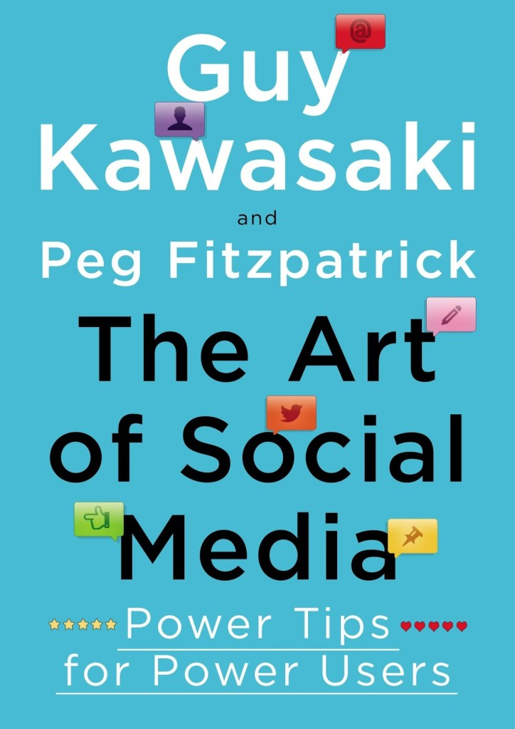 the art of social media - best marketing books