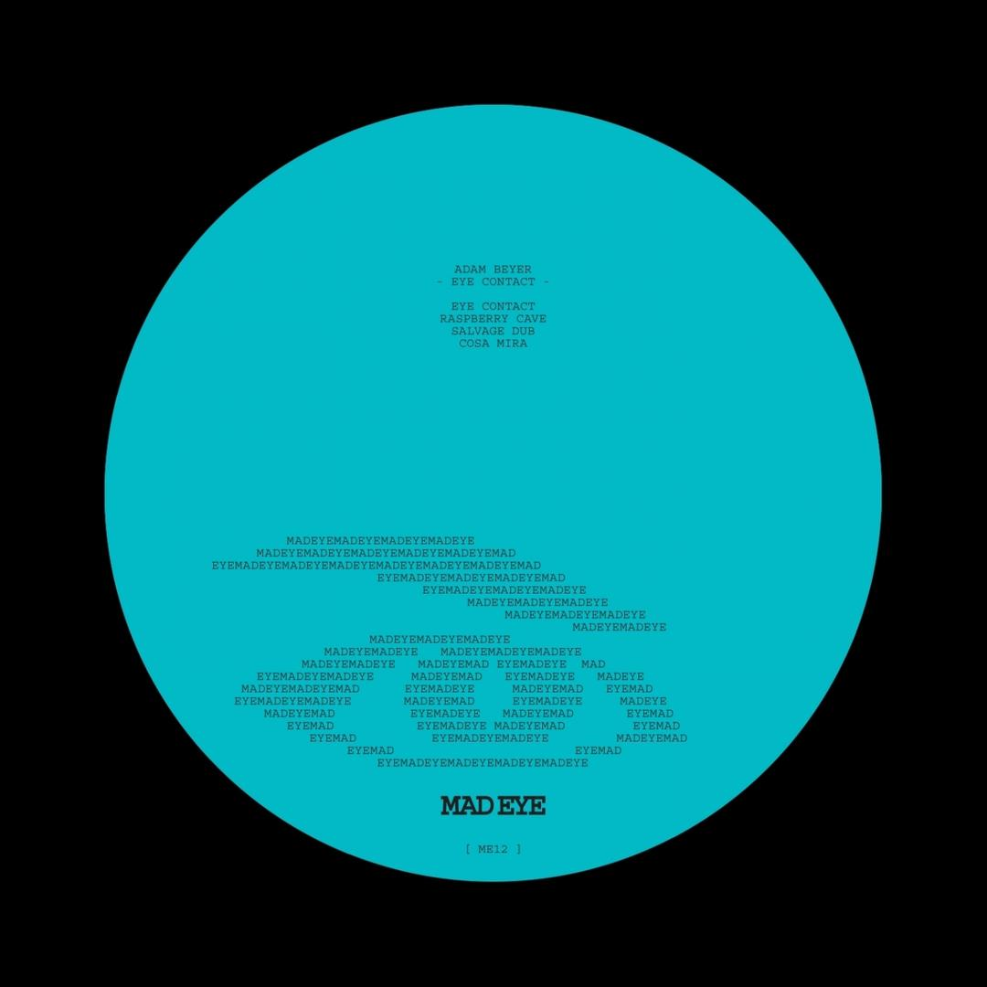 hight resolution of adam beyerfrom the album eye contact