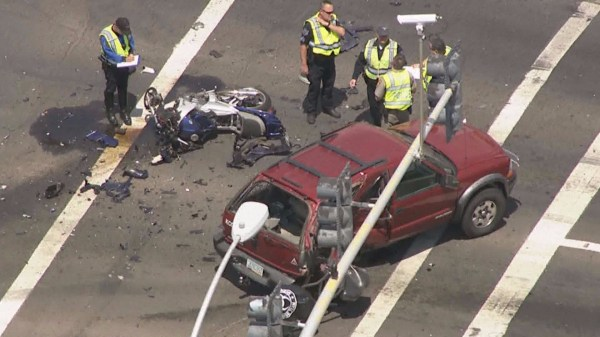 Fatal Motorcycle Accident San Diego Today