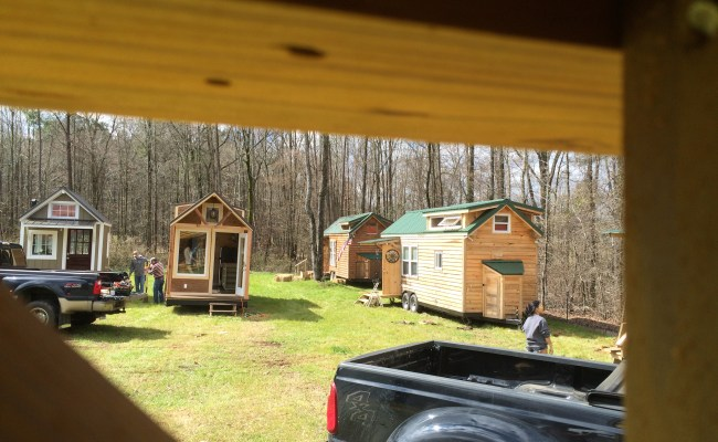 13wmaz Tiny House Festival Happening In Eatonton