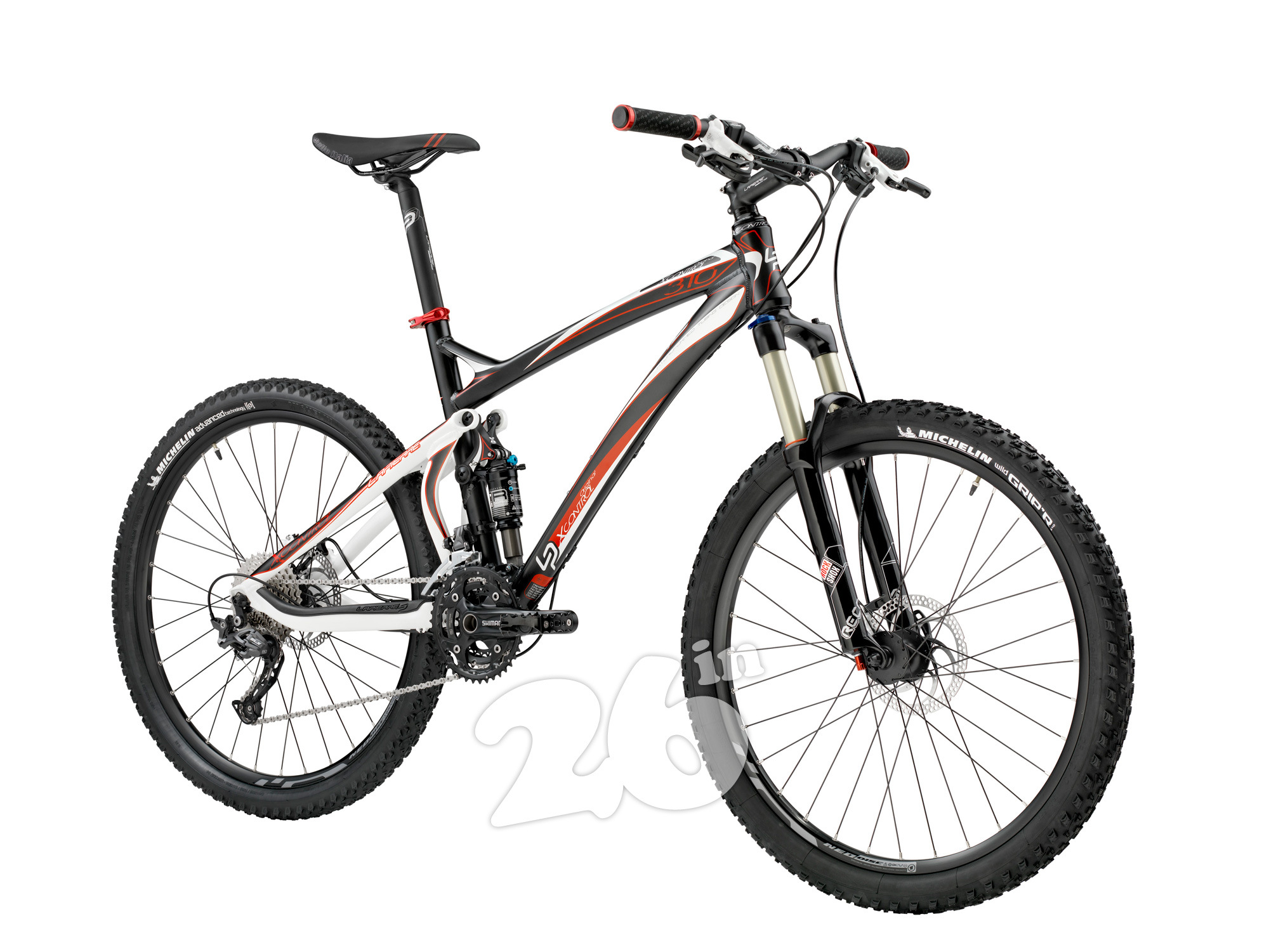 Lapierre 2012 X Control 310 Review