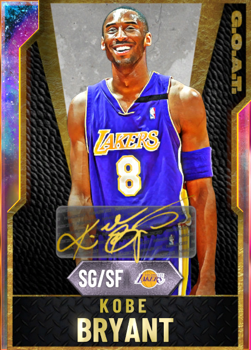 Kobe Bryant 2k Rating : bryant, rating, Bryant, Complete, Stats