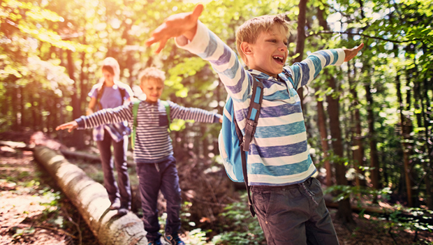 Walking or Hiking Children's