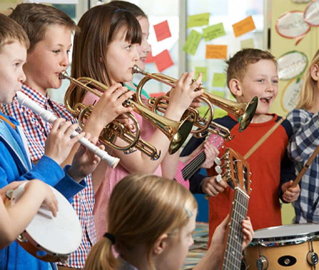 Group Music Lessons For Kids