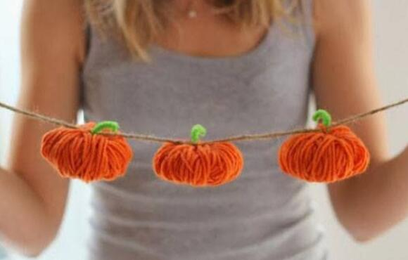 19 cool fall crafts