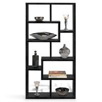 Obsidian Bookcase - Black | American Signature Furniture