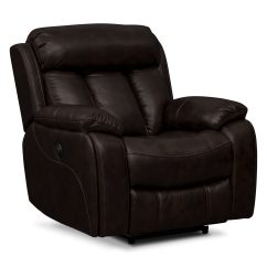 Best Rated Power Recliner Sofas Camo Reclining Sofa And Loveseat Diablo - Walnut | American Signature Furniture
