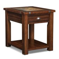 Slate Ridge End Table