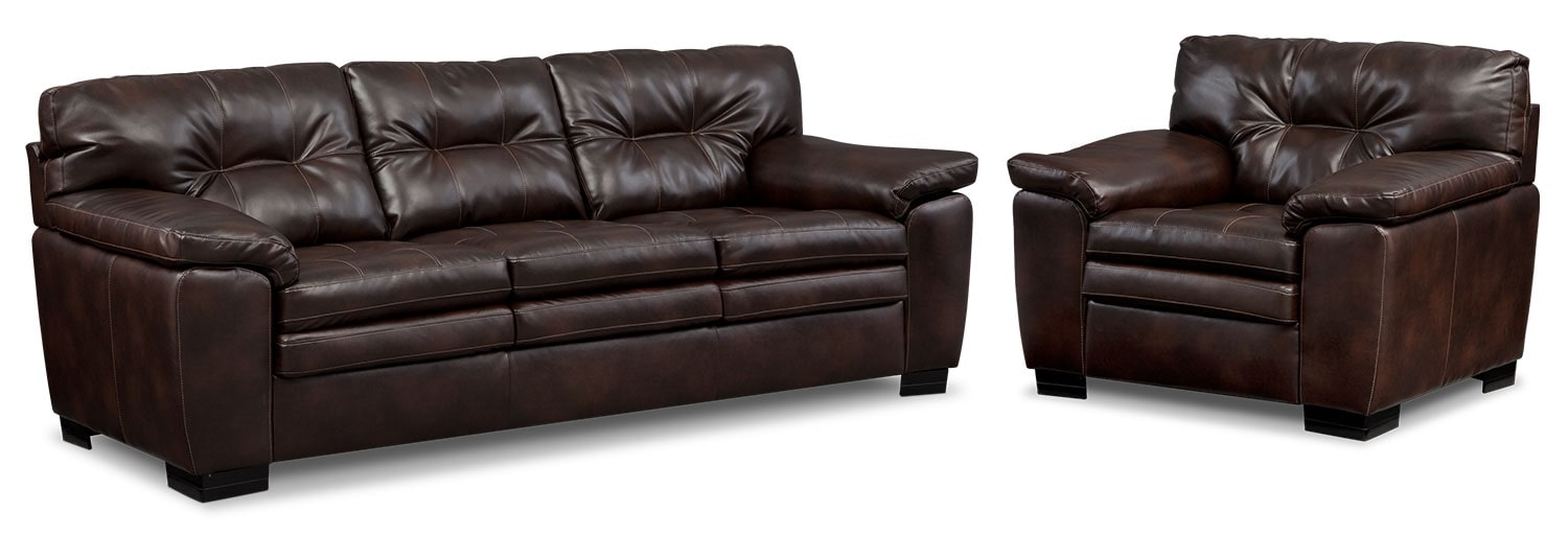 couch and chair set hanging gumtree magnum sofa american signature furniture