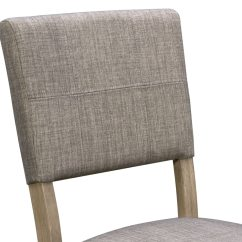 Counter Height Chair Covers James Harrison Tribeca Table And 6 Upholstered Side Chairs
